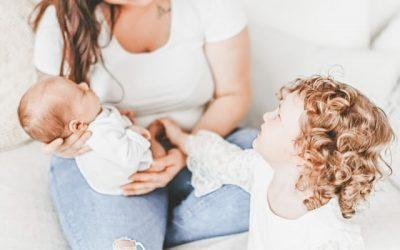 Getuigenis zwangerschap: draaiing eierstok