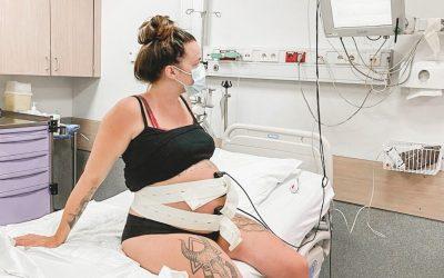 getuigenis bevalling (Julie)